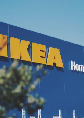 IKEA mattress store